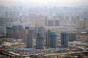房價不漲?中國前2月賣地收入暴漲67.1%
