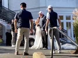 關鍵時刻特朗普打高爾夫球 「大將風範」引熱議