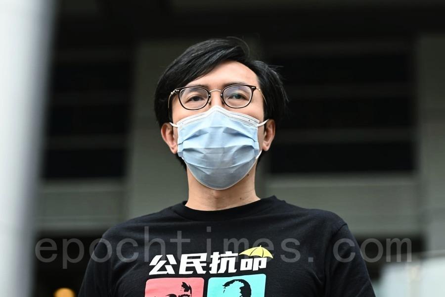 吳文遠擺街站被控滋擾 罪名不成立獲賠訟費