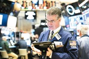 上周美股基金最吸金 流入近50億美元