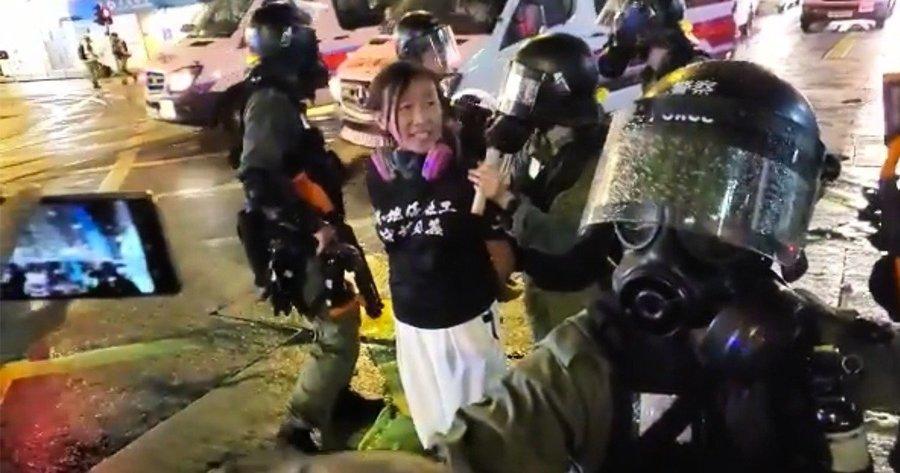 灣仔8.31暴動案陳虹秀等八人獲判無罪 律政司提上訴