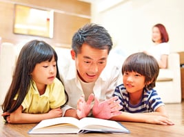啟動孩子成功方程式的三大秘密 (上)