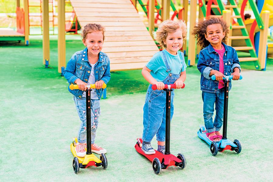 【研究】兒童在自然環境中玩耍   可增進免疫力