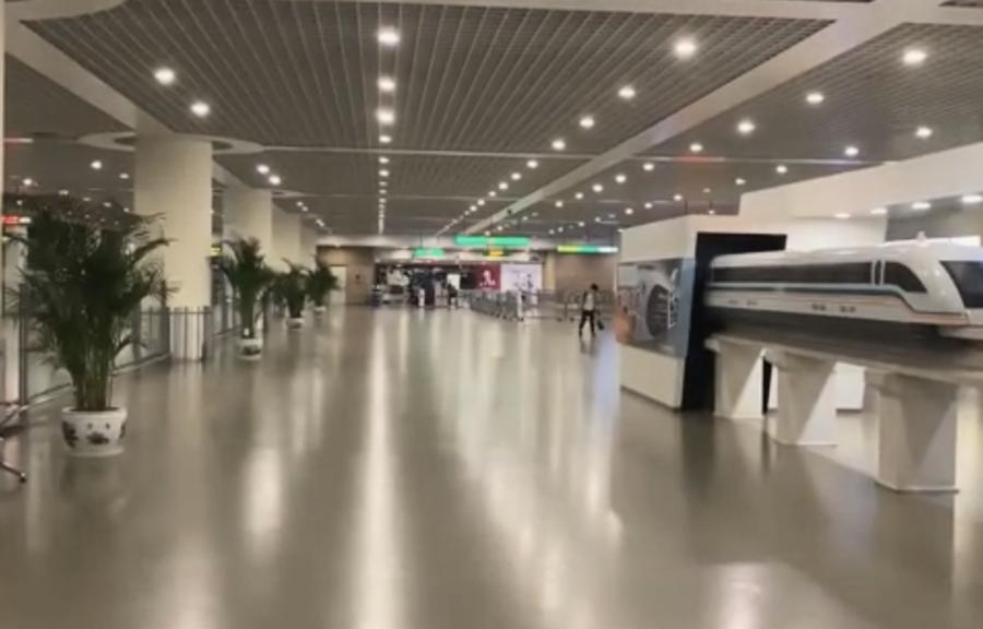 上海浦東國際機場新增確診病例 民眾憂擴散