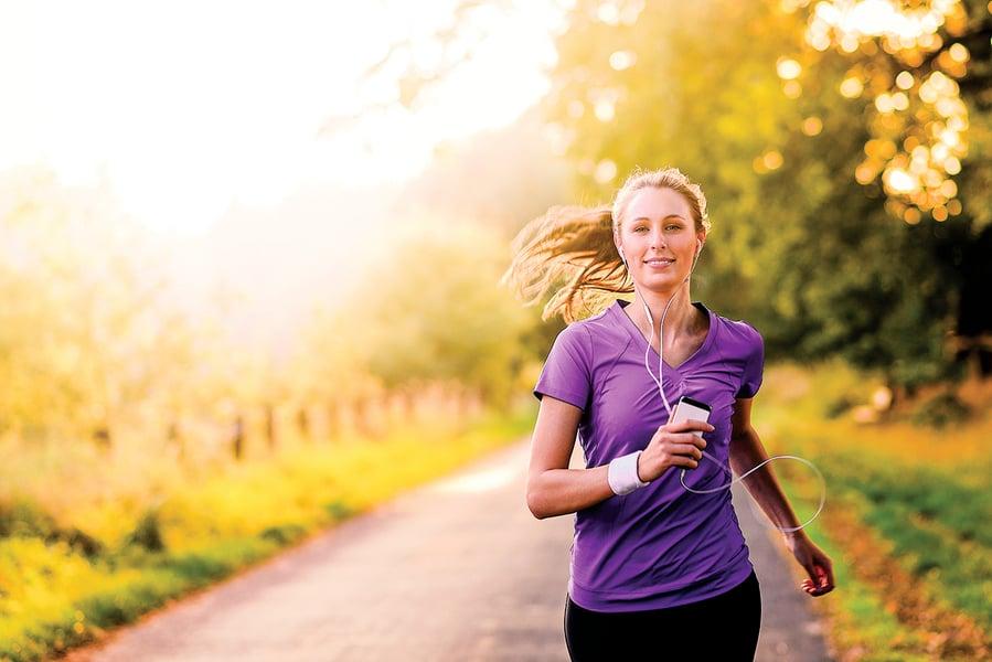 研究:早上鍛練  有助於降低癌症風險