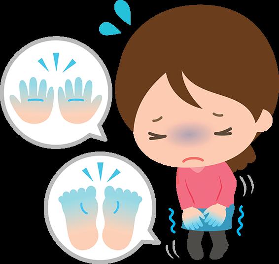 手指瘀青、手腳冰冷別輕忽   恐罹患雷諾氏症