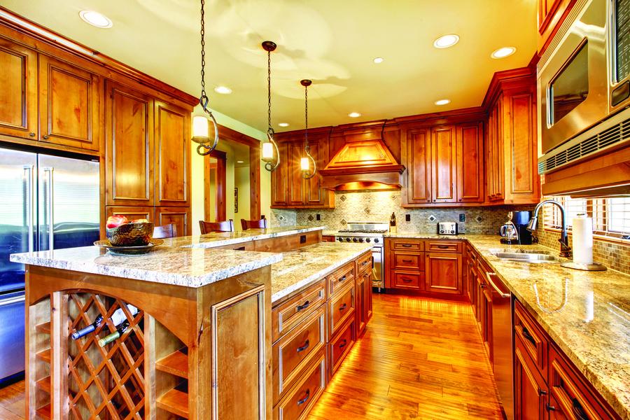 六種最受歡迎的廚房檯面大盤點