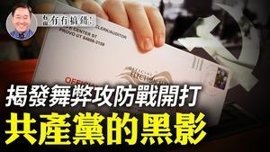 【11.11有冇搞錯】揭發舞弊攻防戰開打  共產黨的黑影