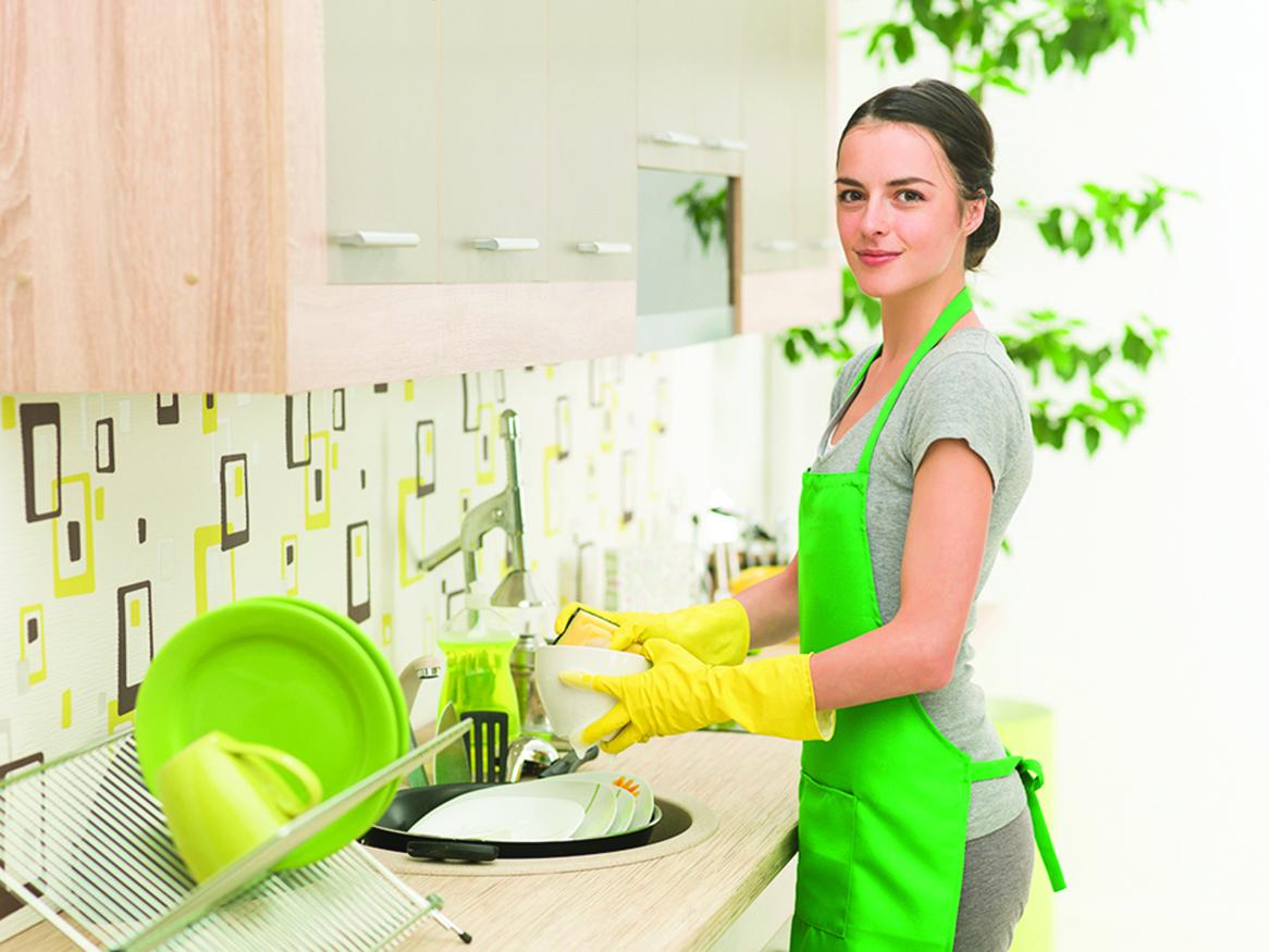 睡前將廚房清潔乾淨,可以讓你的早晨時光更舒適。