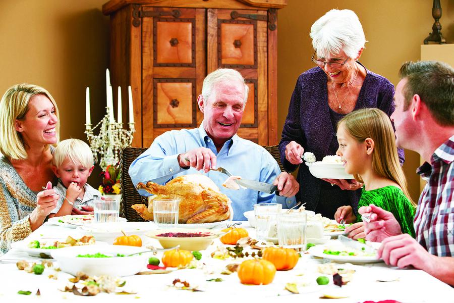 不一樣的感恩節 過節不忘衛生和健康