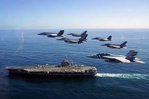 海上軍事基地航空母艦不沉沒的五個原因