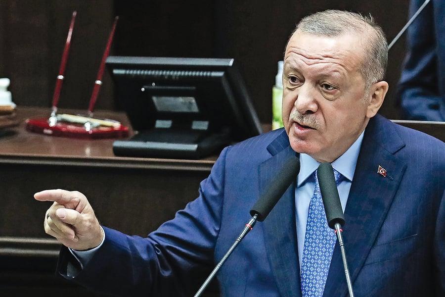 土耳其總統喊話開創新紀元