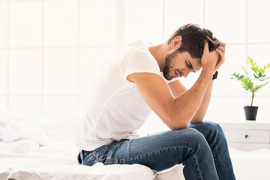 認識走不出的心理之痛 創傷後壓力症候群
