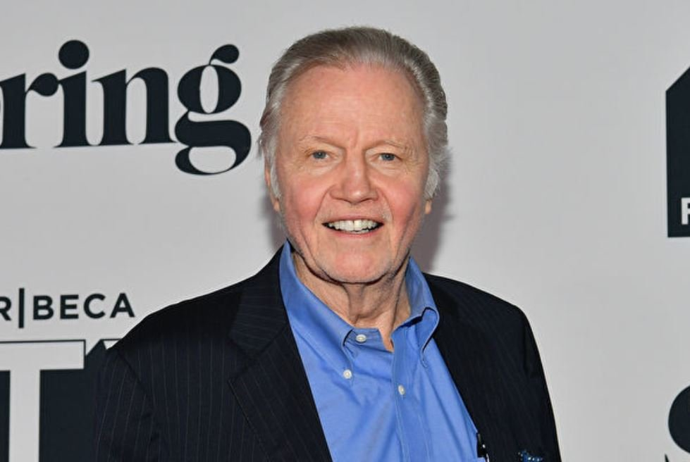好萊塢明星強·沃特(Jon Voight)資料照。( Dia Dipasupil/Getty Images)