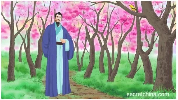 中國歷朝歷代都出現一些奇人奇事,當中就包括一些能夠預知未來的高人。唐朝的李淳風是著名的預言家,以星卜名聞當世,他擅長天文地理,是《推背圖》的作者之一。圖為示意圖。(繪圖:志清/看中國)