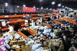 陸「雙十一」狂歡背後中國實體經濟隱憂加劇