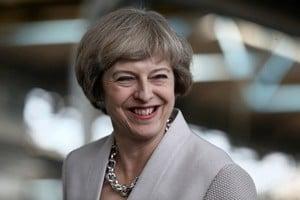 英相訪印度  脫歐前促增貿易關係