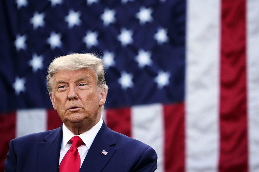 特朗普宣佈國家進入緊急狀態 應對中共威脅