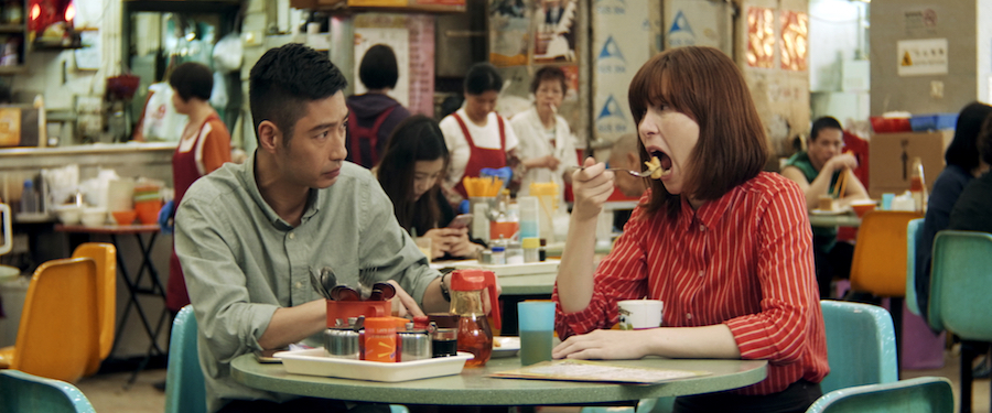 一些趣味的港式飲食小故事,在電影《鴛鴦》中細膩地表現出來。(高先電影提供)