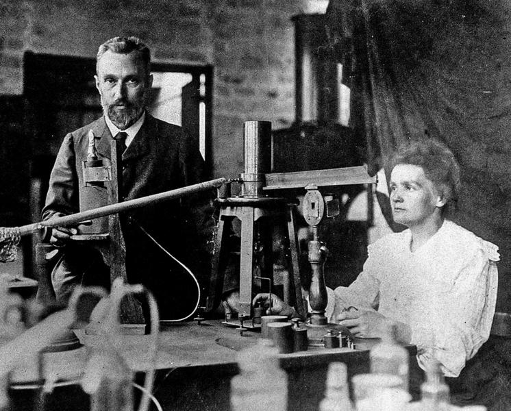 居里夫人筆記具放射性將持續1500年