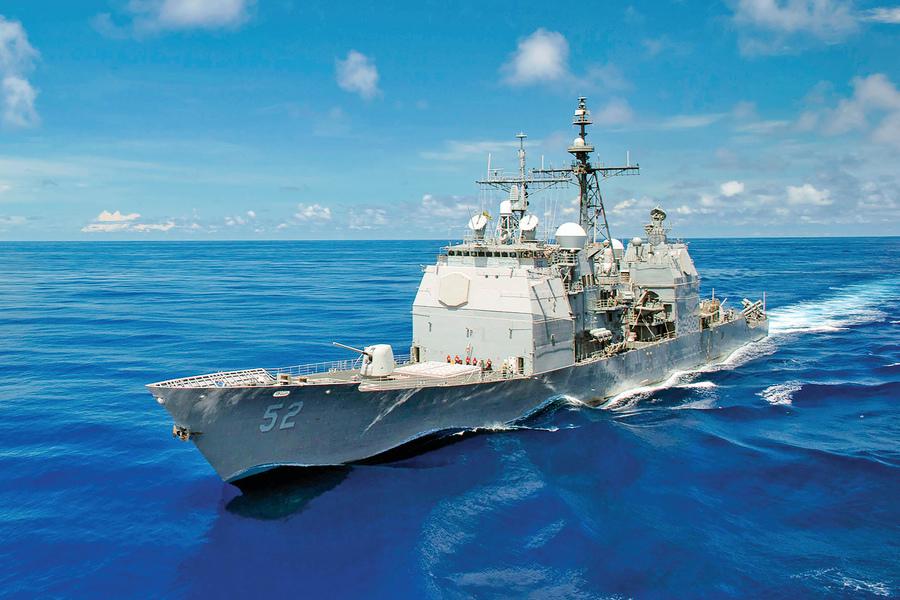 世界各國的主力戰艦巡洋艦正淡出江湖