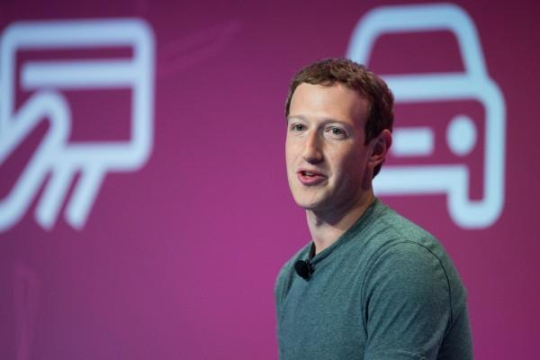 朱克伯格說:「公司的成立必須要能夠解決世界上所發生的問題,而不是單純的想成立一家公司而已。」(David Ramos/Getty Images)