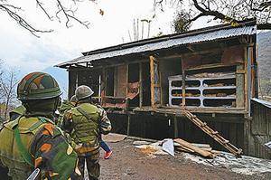 印巴在克什米爾爆衝突 十六死