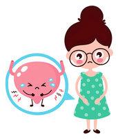 女老師罹患膀胱過動症 課堂上忍不住尿意