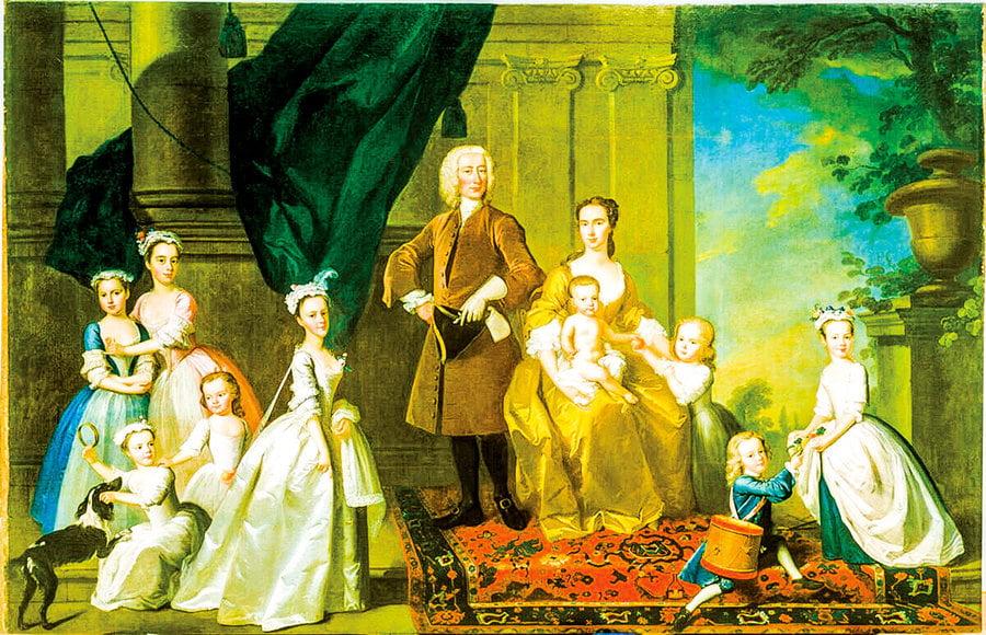 丹佛美術館展出 收藏家珍愛的英國繪畫