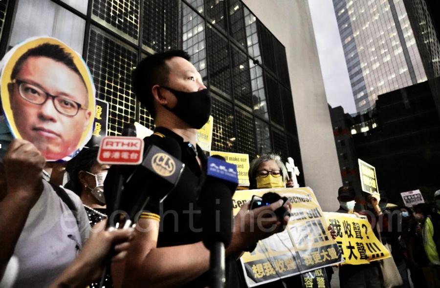譚得志遭拒絕保釋 律政司要求國安法官審理