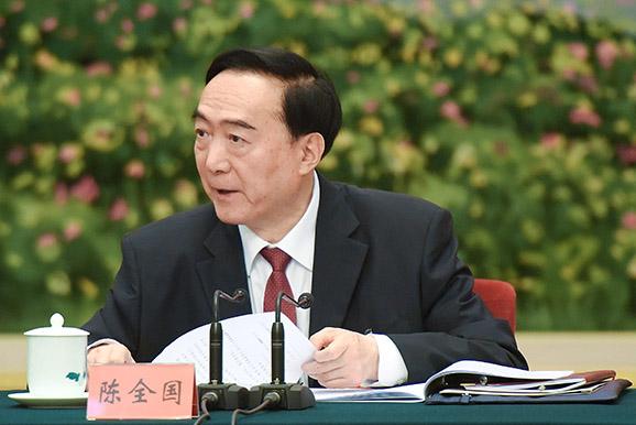 中南海重磅會議 陳全國接連缺席