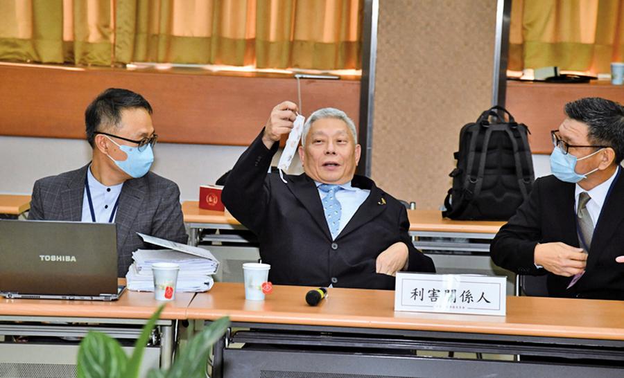台NCC否決中天新聞台換照