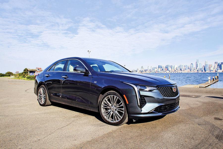 2020不一般的2.7升引擎 Cadillac CT4