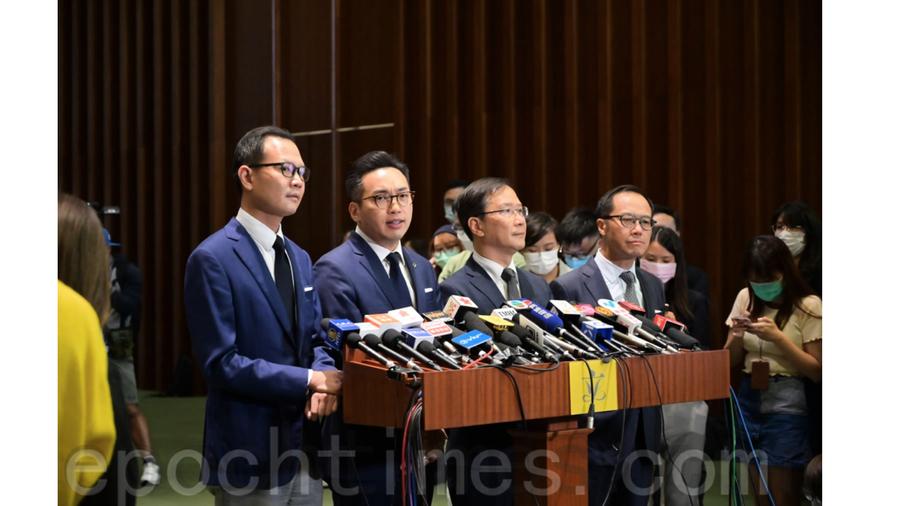 五眼聯盟關注北京DQ港議員 促立即復職