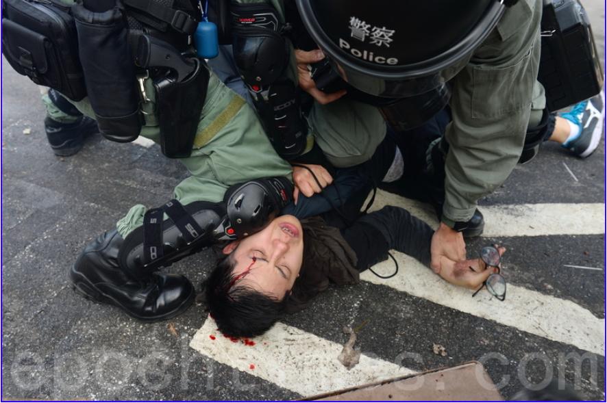 前監警會專家研究:港警用過度武力致合法性崩壞