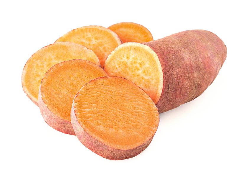 番薯是平民食材  抗癌天王