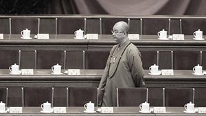 武漢寺院長老想進京陞官 點菜時問「喝甚麼酒?」