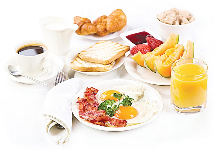 不吃早餐更容易胖 有兩個原因