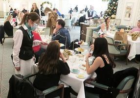 Tea High源自英國貴族   今成人們社交享受