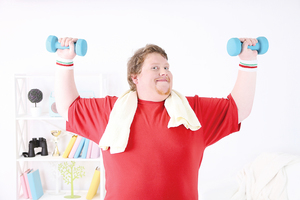氣虛肥胖怎麼辦? 先增後減越補越瘦減肥法