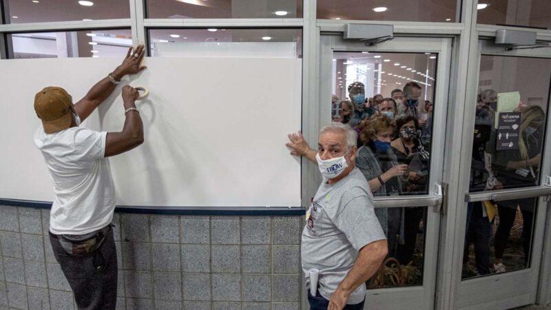 檢票官拒認證選舉結果 美最大民兵組織拒承認拜登