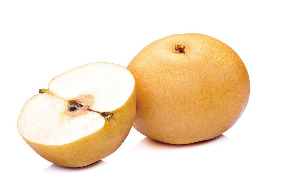 瘦身宜吃水果 水梨