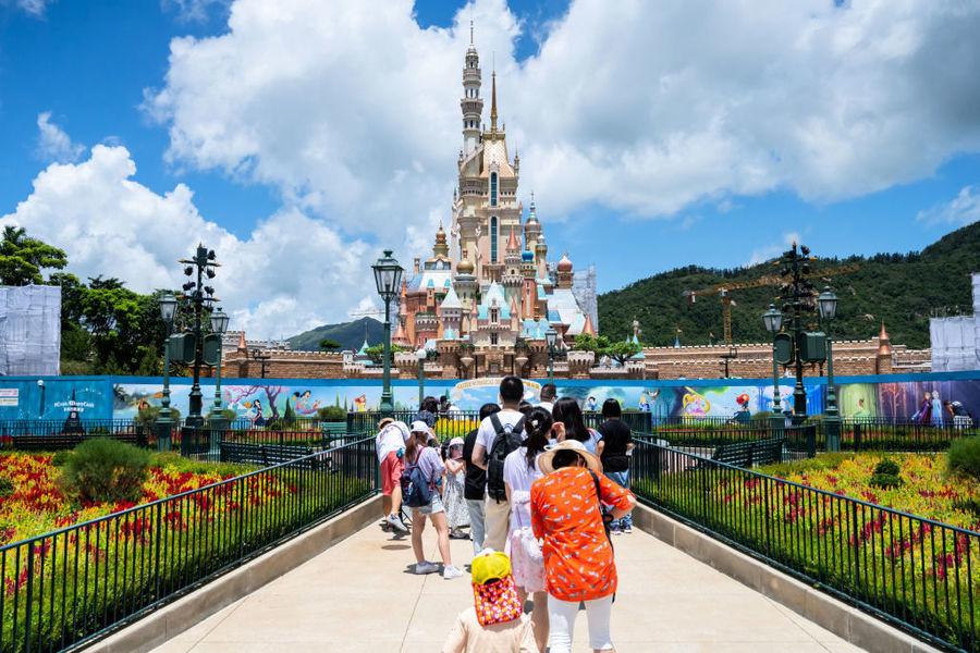 香港迪士尼15年慶 1.5萬張門票150人住宿送港人