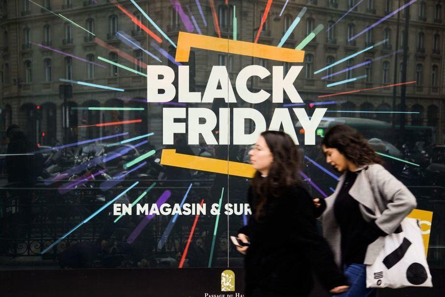 「黑五」源自美國費城 今成全球購物節日