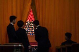 中國四省一把手同時換人 上海幫兩高官卸職