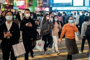 港日增43宗確診擬重啟亞博館 禁酒吧等地群聚活動