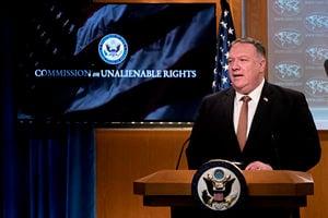 蓬佩奧籲歐美聯合對抗中共 美參議院發佈報告呼應