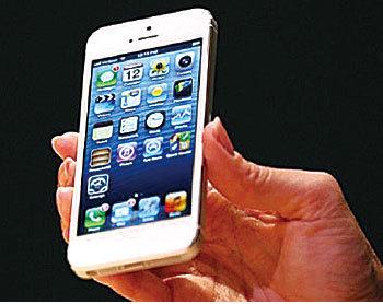 iPhone與iPad 漸成為企業新寵