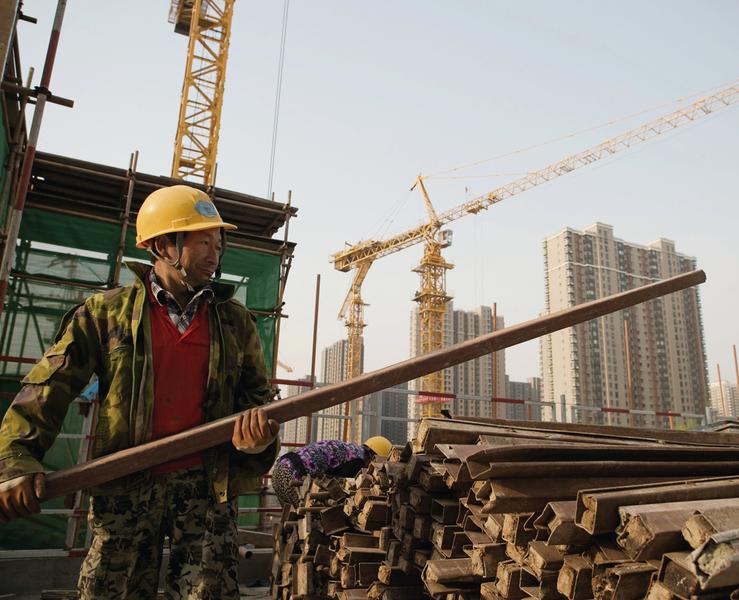中國債務累計至GDP3.3倍