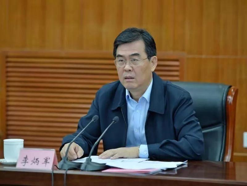 朱鎔基大秘李炳軍升任貴州省長 俞正聲大秘卸職